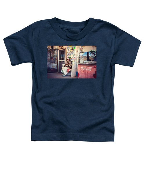 At The Hackberry General Store Toddler T-Shirt