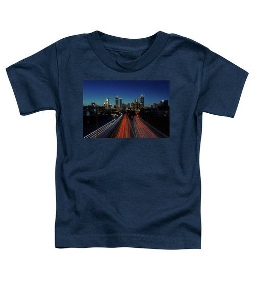 Atlanta Skyline 1 Toddler T-Shirt
