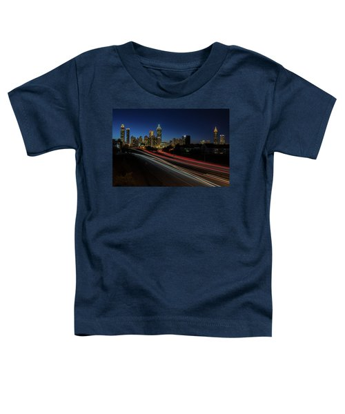 Atlanta Skyline 2 Toddler T-Shirt