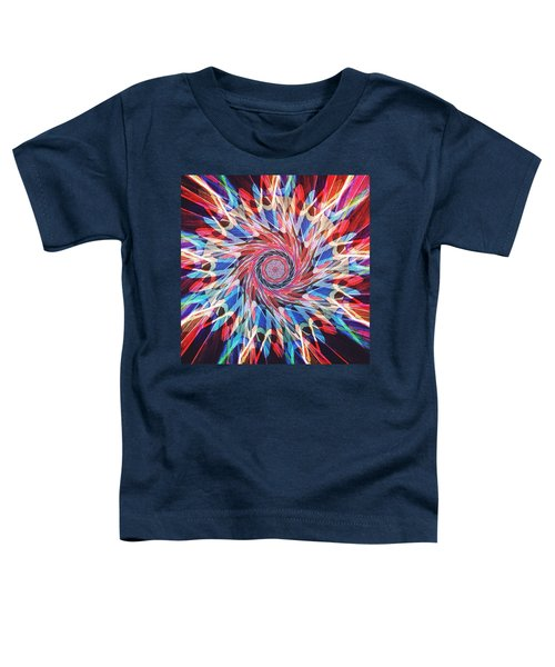 Aura Aurora Toddler T-Shirt