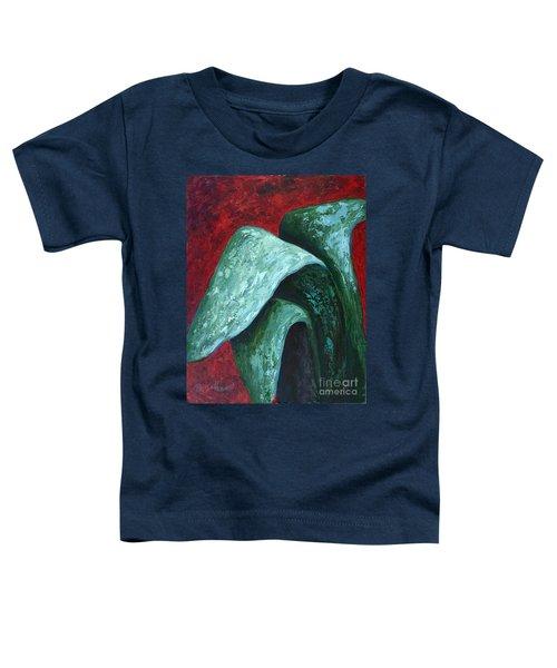 Av Leaves Toddler T-Shirt