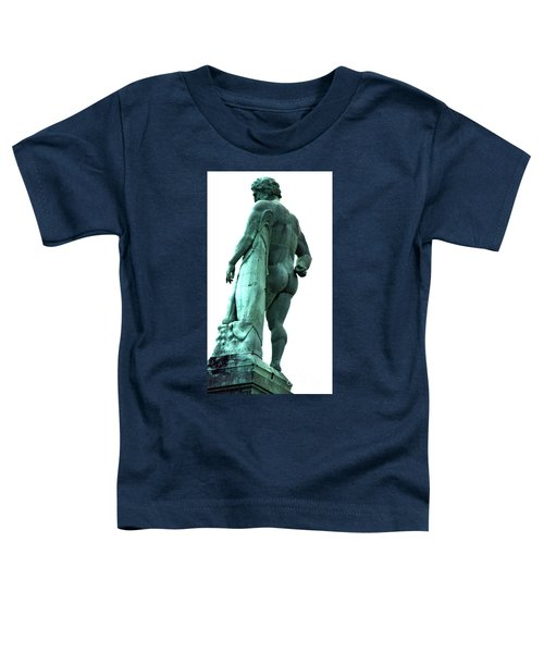 Back View From Great Hercules Toddler T-Shirt