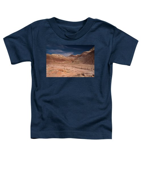 Badlands Near Hanksville Utah Toddler T-Shirt