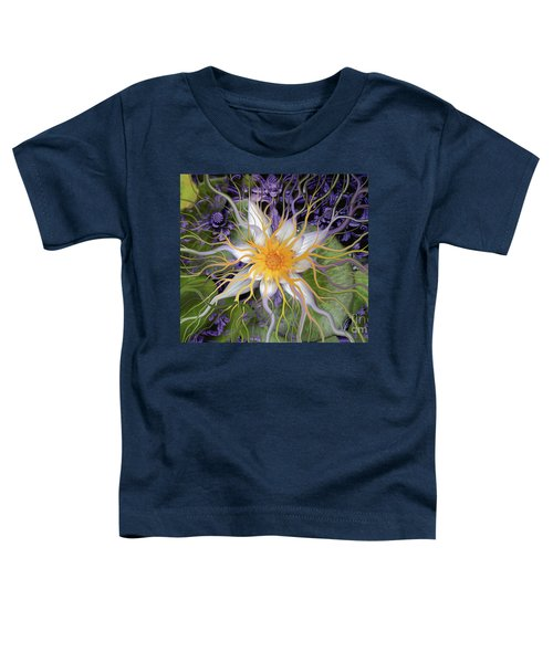 Bali Dream Flower Toddler T-Shirt