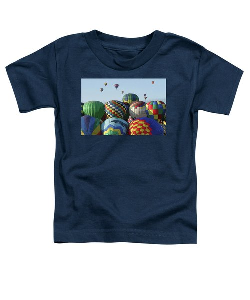 Balloon Traffic Jam Toddler T-Shirt