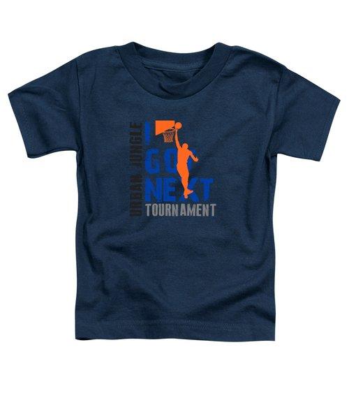 Basketball I Got Next Toddler T-Shirt