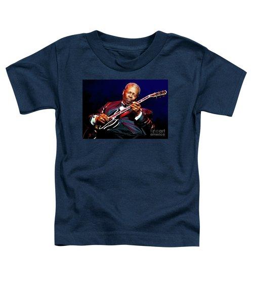 Bb King Toddler T-Shirt