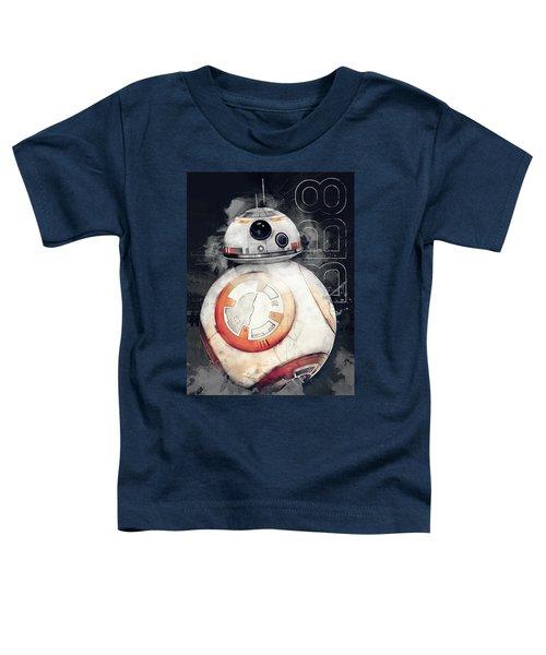 Bb8 Toddler T-Shirt