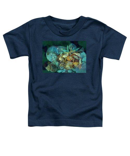 Beach Beauty 10  Toddler T-Shirt