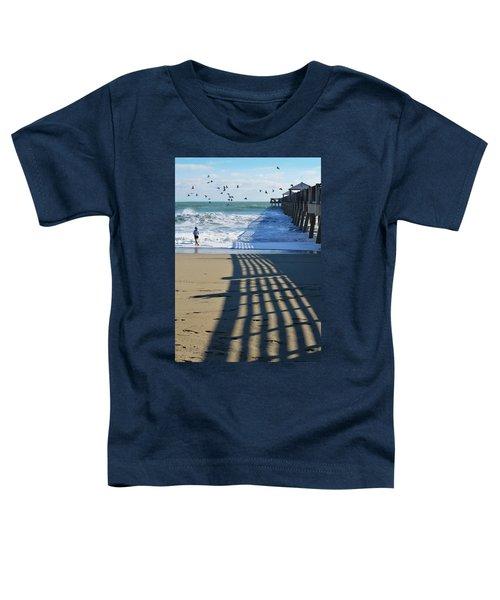 Beach Bliss Toddler T-Shirt
