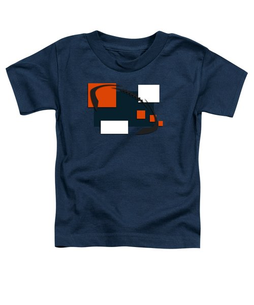 Bears Abstract Shirt Toddler T-Shirt by Joe Hamilton