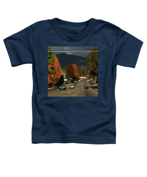 Beautiful Fall Day! Toddler T-Shirt