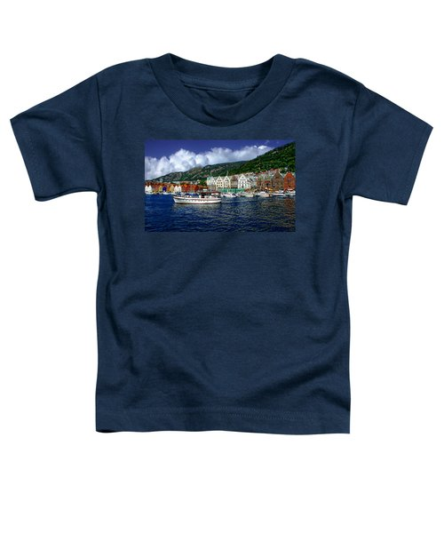 Bergen - Norway Toddler T-Shirt