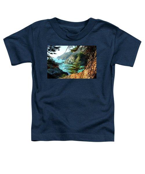 Big Sur Vista Toddler T-Shirt