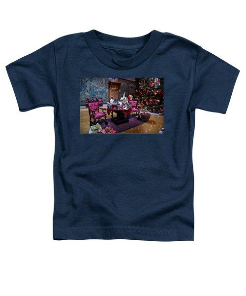 Biltmore Christmas   Toddler T-Shirt