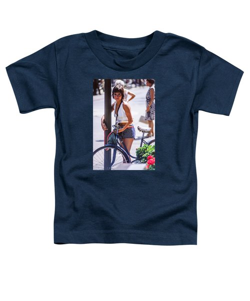 Bird Girl Toddler T-Shirt