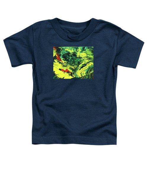 Bird Of Paradise Toddler T-Shirt