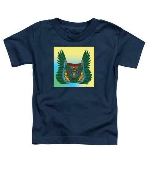 Birdman Mask Toddler T-Shirt