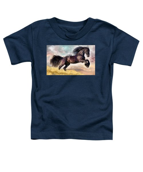 Black Beauty Toddler T-Shirt