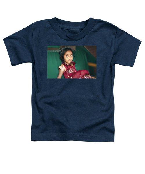 Black Eyes Toddler T-Shirt