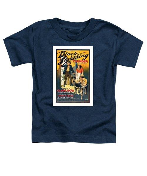 Black Lightning 1924 Toddler T-Shirt