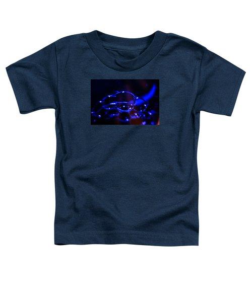 Blue Bubbles Toddler T-Shirt