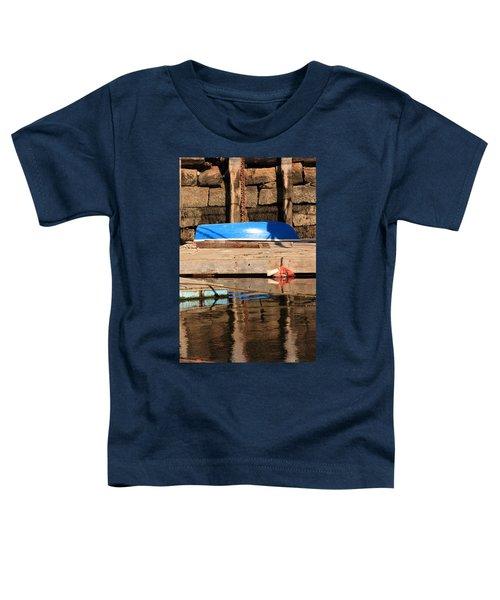 Blue Dingy Toddler T-Shirt