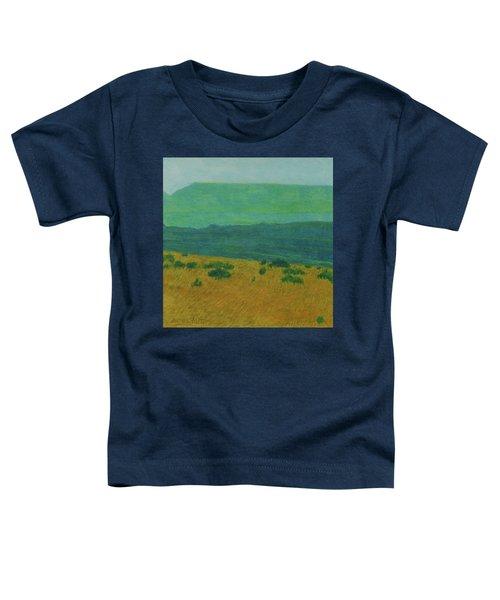 Blue-green Dakota Dream, 1 Toddler T-Shirt