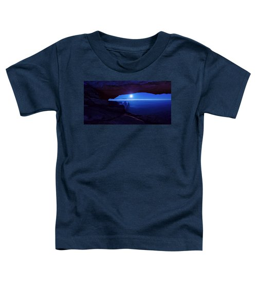 Blue Mesa Arch Toddler T-Shirt