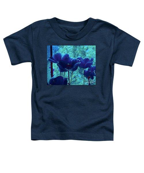 Blue Mood Toddler T-Shirt