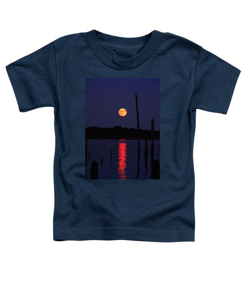 Blue Moon Toddler T-Shirt