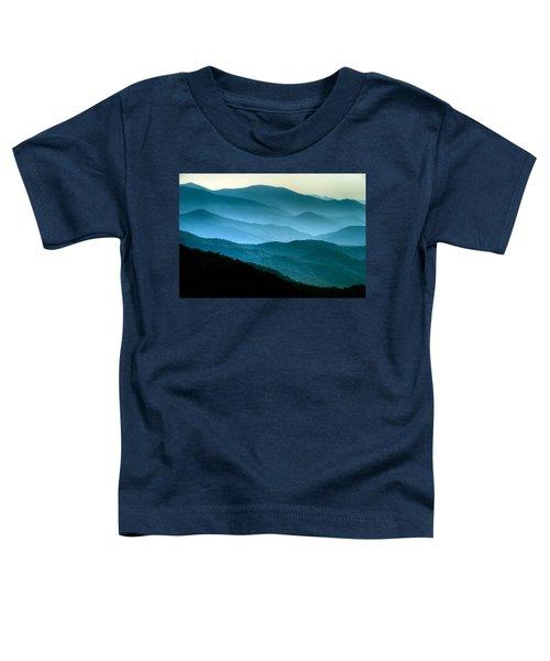 Blue Ridges Toddler T-Shirt