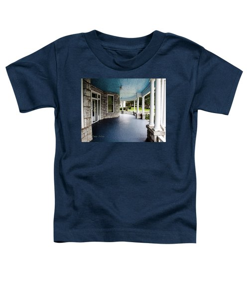 Blue Sky Above Toddler T-Shirt