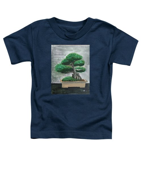 Bonsai #2 Toddler T-Shirt