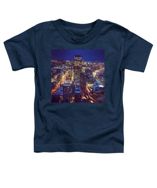 Boston Strong  Toddler T-Shirt