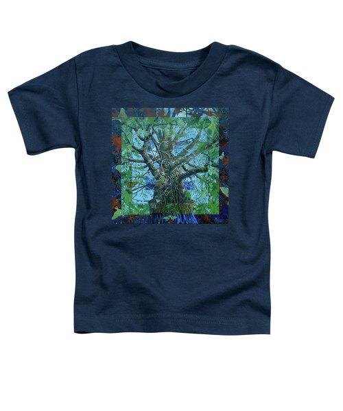Boundary Series Xvi Toddler T-Shirt