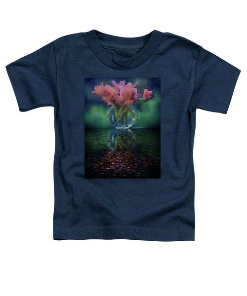 Bouquet Reflected Toddler T-Shirt