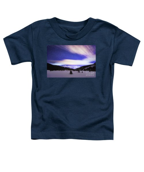 Breckenridge Blues  Toddler T-Shirt