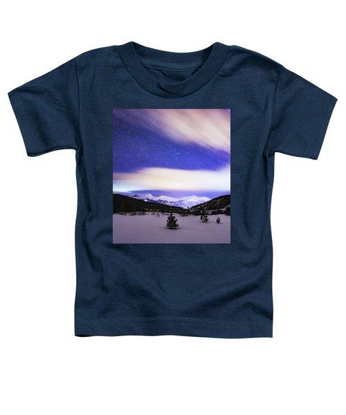 Breckenridge Blues  Toddler T-Shirt