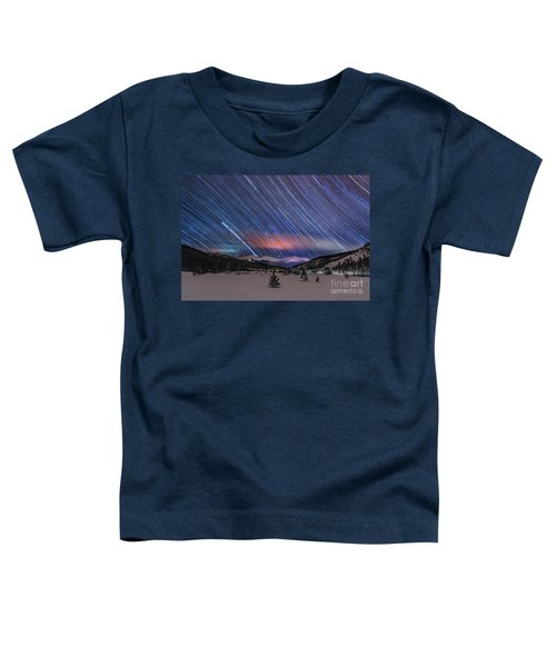 Breckenridge Trails  Toddler T-Shirt