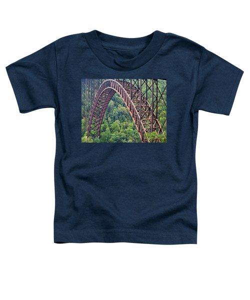 Bridge Of Trees Toddler T-Shirt