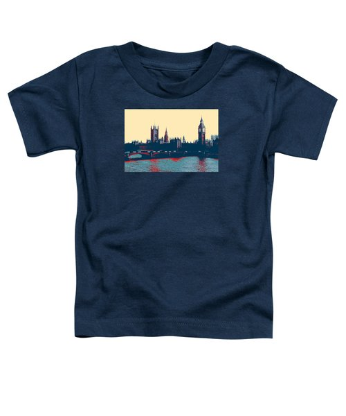 British Parliament Toddler T-Shirt
