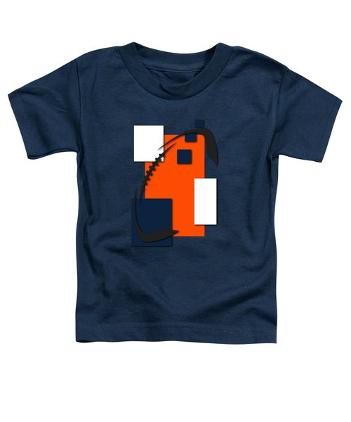 Broncos Abstract Shirt Toddler T-Shirt