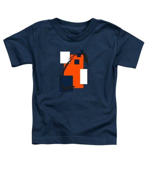Broncos Abstract Shirt Toddler T-Shirt