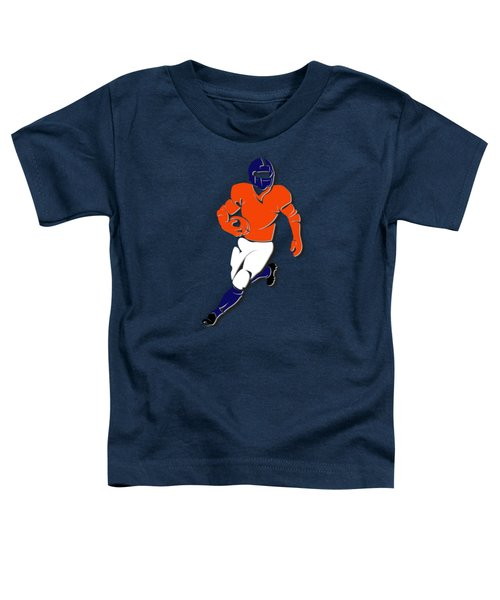 Broncos Player Shirt Toddler T-Shirt