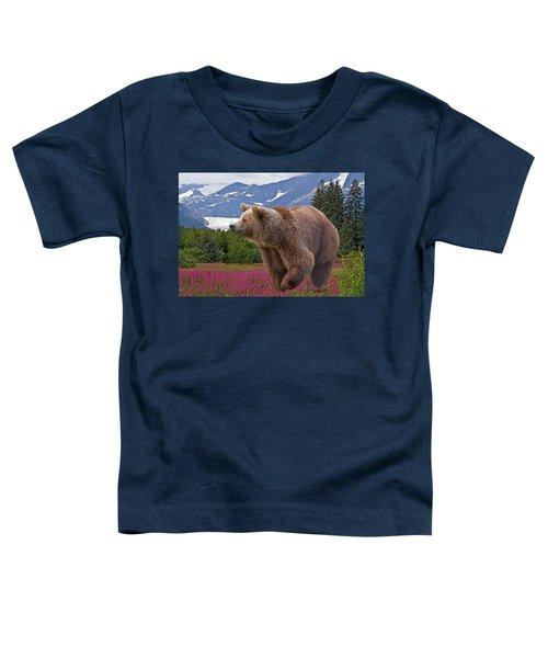Brown Bear 2 Toddler T-Shirt