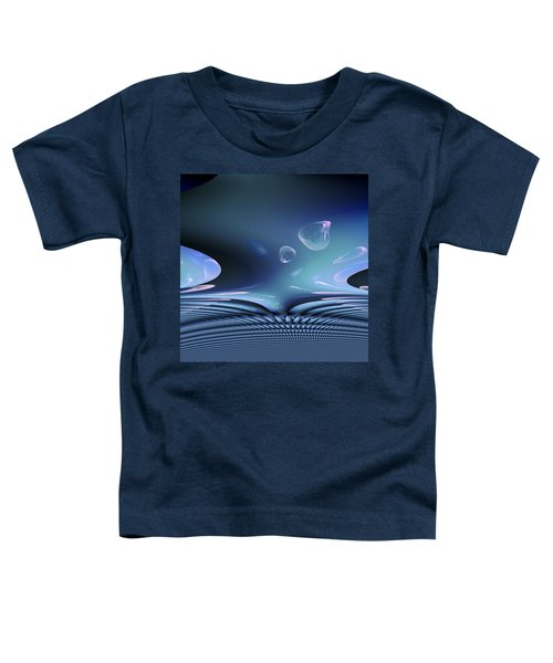 Bubble Abstract Toddler T-Shirt
