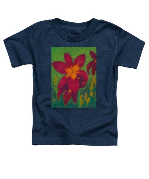 Burst Of Joy Toddler T-Shirt