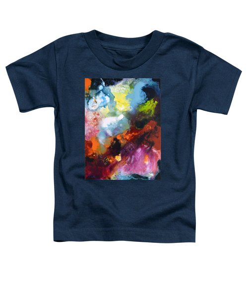 Burst Of Light Three Of Three Toddler T-Shirt