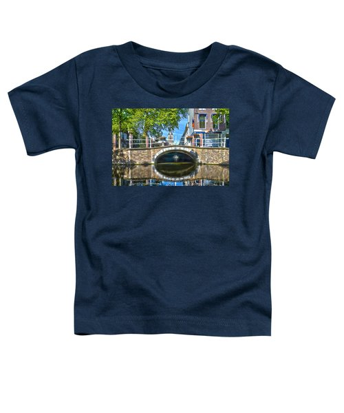 Butter Bridge Delft Toddler T-Shirt